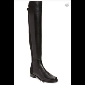 🎉Stuart Weitzman 5050 Over the Knee Leather Boot